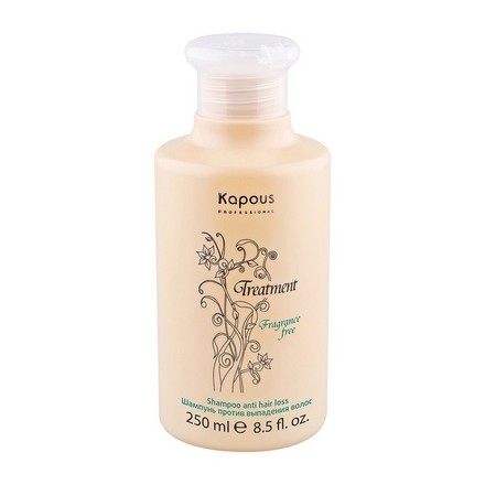 Kapous Treatment Шампунь Против Выпадения Волос, 250 мл kapous шампунь против выпадения волос profilactic 250 мл