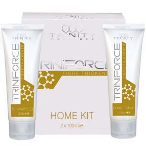 Trinity Hair Care Набор Triniforce Шампунь+Кондиционер для Волос Уплотнение Волос, 2*100 мл