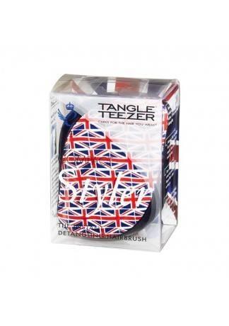 Tangle Teezer Расческа Cool Britannia (Compact Styler)