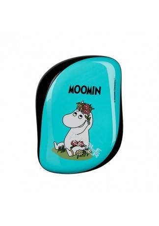 Tangle Teezer Расческа Tangle Teezer Compact Styler Moomin Blue Голубой diamond painting 5d diy full drill round diamond two snow wolf pattern embroidery mosaic stickers cross stitch decorative
