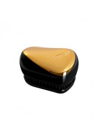 Tangle Teezer Расческа Tangle Teezer Compact Styler Bronze Chrome tangle teezer расческа tangle teezer compact styler bright голубой розовый