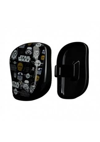 Tangle Teezer Расческа Tangle Teezer Compact Styler Star Wars Iconic Черный tangle teezer расческа tangle teezer compact styler bright голубой розовый