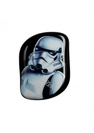 Tangle Teezer Расческа Tangle Teezer Compact Styler Star Wars Stormtrooper Черный tangle teezer расческа tangle teezer compact styler bright голубой розовый