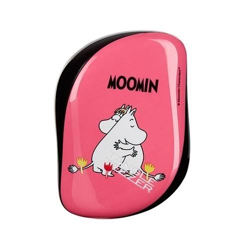 Tangle Teezer Расческа Tangle Teezer Compact Styler Moomin Pink Розовый