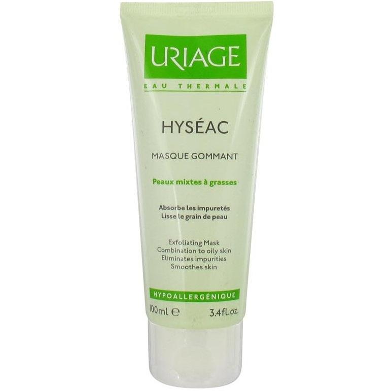 Uriage Маска Hyseac Мягкая Отшелушивающая Исеак, 100 мл hyseac restructurant creme uriage