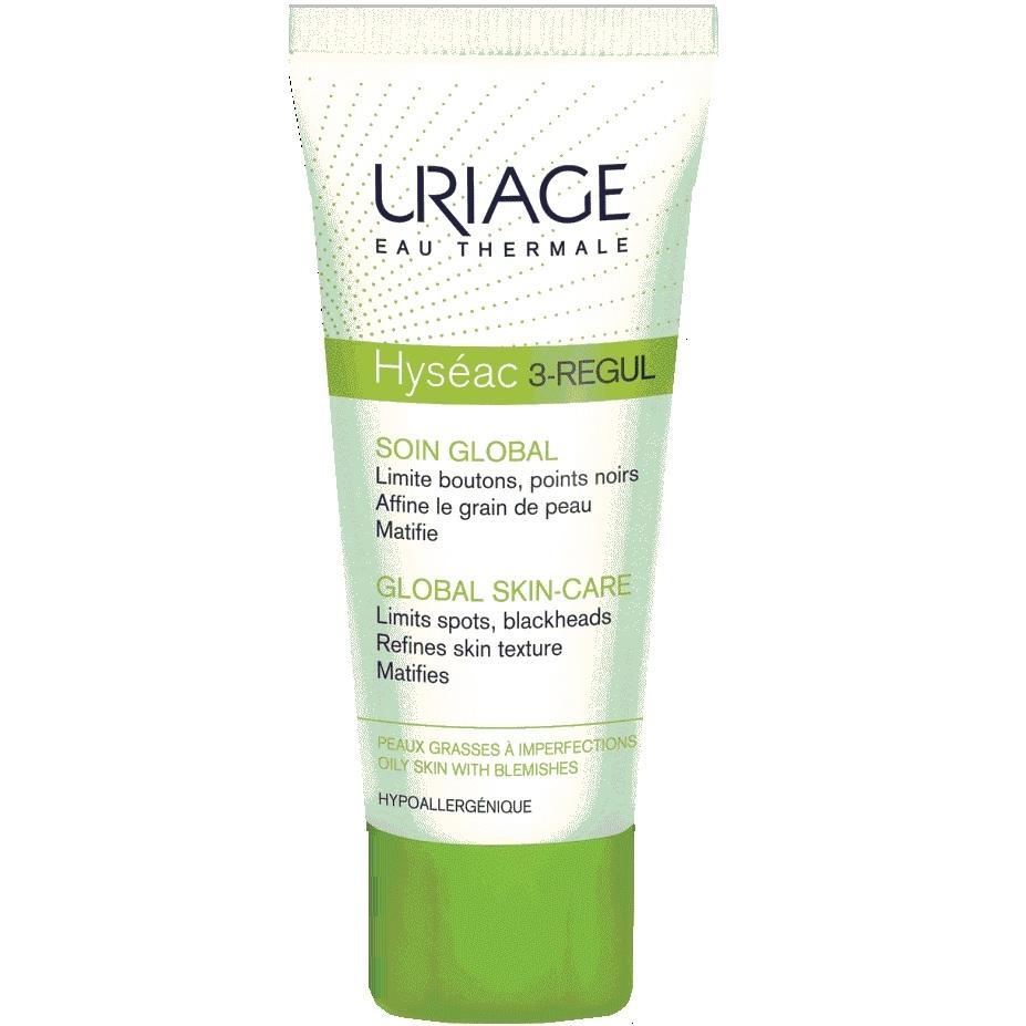 Uriage Уход Hyseac 3- Regul Универсальный Тюбик Исеак, 40 мл hyseac restructurant creme uriage