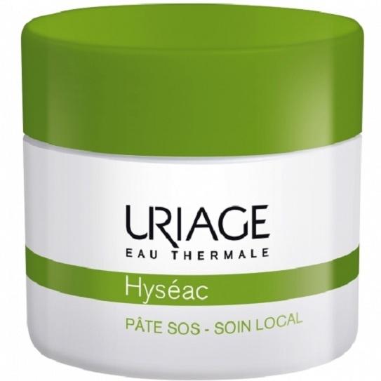 Uriage Паста Hyseac SOS-Уход Банка Исеак, 15 мл