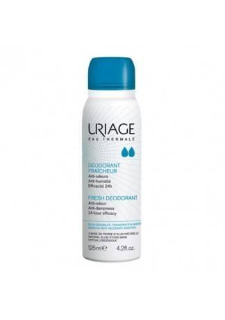 Uriage Освежающий Дезодорант с Квасцовым Камнем Спрей, 125 мл uriage дезодорант отзывы