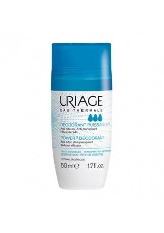 Uriage Дезодорант тройного действия роликовый, 50 мл uriage дезодорант отзывы