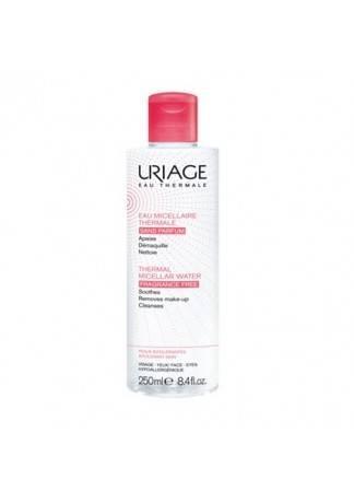 Uriage Очищающая Мицеллярная Вода без Ароматизаторов, 250 мл очищающая мицеллярная вода для гиперчувствительной кожи 250 мл uriage гигиена uriage