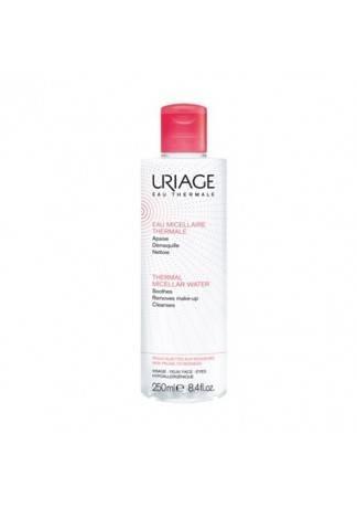 Uriage Очищающая Мицеллярная Вода для Чувствительной Кожи, 250 мл очищающая мицеллярная вода для гиперчувствительной кожи 250 мл uriage гигиена uriage