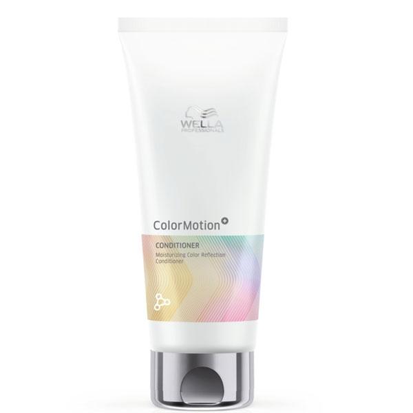 Wella Professional Бальзам Color Motion Увлажняющий  для Сияния Цвета Окрашенных Волос, 200 мл