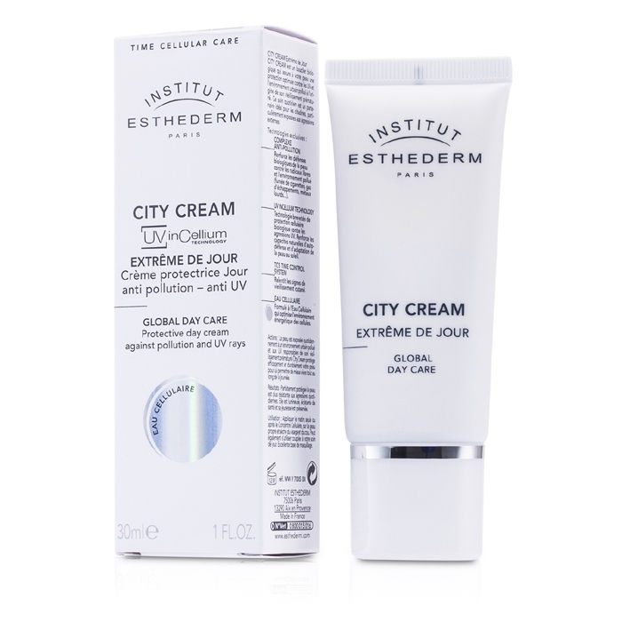Institut Esthederm Крем City Cream Extreme de Jour Global Day Care Дневной Защитный Сити-Крем - Экстрем Де Жур, 30 мл