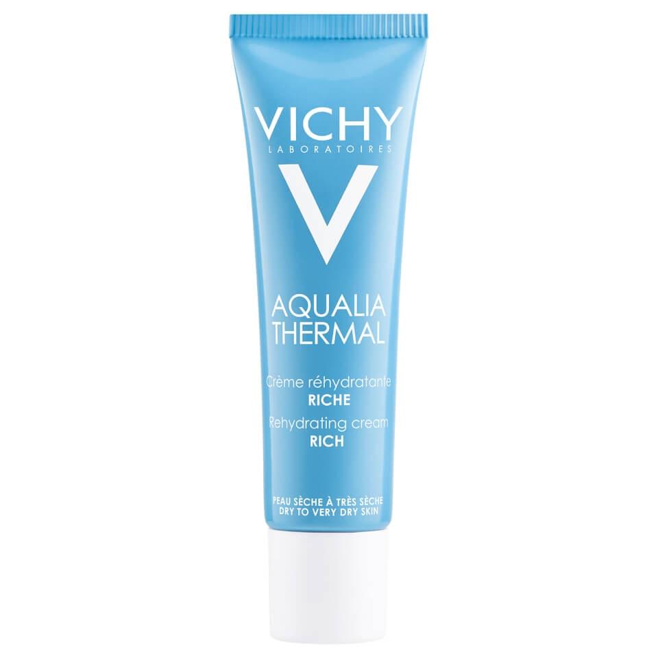 VICHY Крем Легкий для Нормальной Кожи Аквалия Термаль, 30 мл vichy аквалия термаль легкий крем для нормальной кожи 30 мл vichy aqualia thermal