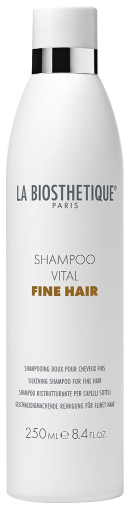 цена на La Biosthetique Vital Fine Hair Укрепляющий шампунь для тонких волос, 200 мл