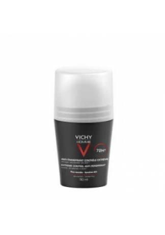 VICHY Дезодорант Против Избыточного Потоотделения Виши Ом, 50 мл дезодорант vichy цена