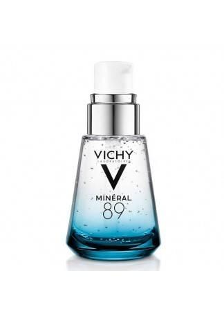 VICHY Гель-Сыворотка для Всех Типов Кожи Минерал 89, 30 мл belnatur регенерирующая кислородонасыщающая и увлажняющая сыворотка для всех типов кожи оксижен тотал репейр 30 мл