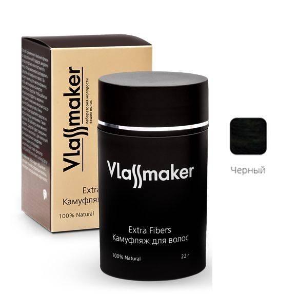 Vlassmaker Камуфляж Чёрный, 22г