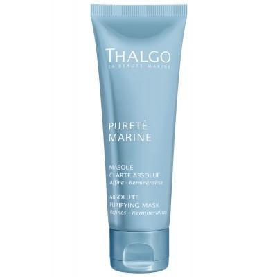 цены Thalgo Очищающая маска с каолином Absolute Purifying Mask, 40 мл