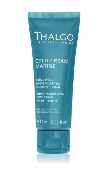 Thalgo Восстанавливающий Насыщенный Крем для ног Deeply Nourishing Foot Cream, 75 мл