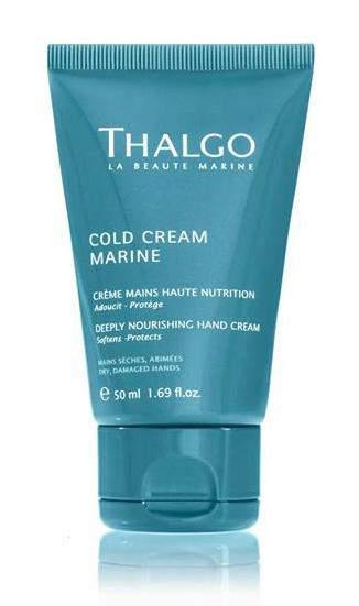 Thalgo Восстанавливающий Насыщенный Крем для рук Deeply Nourishing Hand Cream, 50 мл