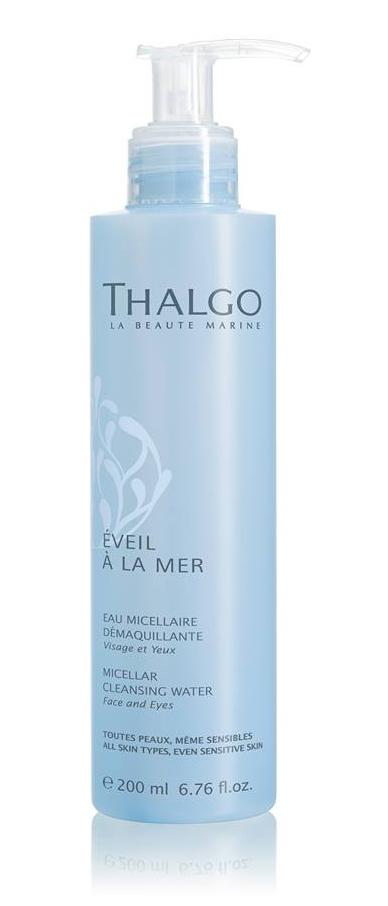 Thalgo Очищающий мицеллярный лосьон для лица Micellar Cleansing Water, 200 мл