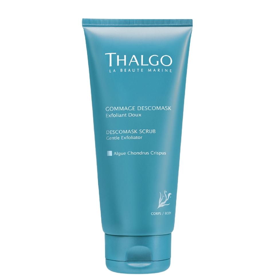 Thalgo Скраб для тела Revitalising Marine Scrub, 200 мл thalgo скраб для тела экзотический exotic island body scrub 270 гр