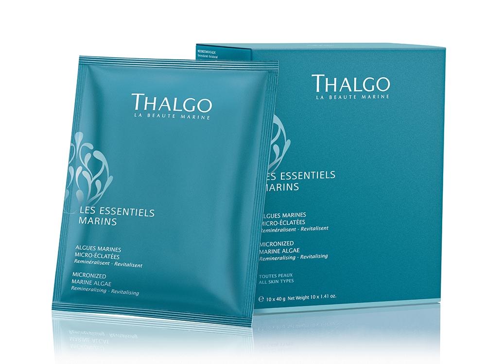 Thalgo Микронизированные Морские Водоросли (ММВ) для ванны Micronized Marine Algae, 10*40 г недорого