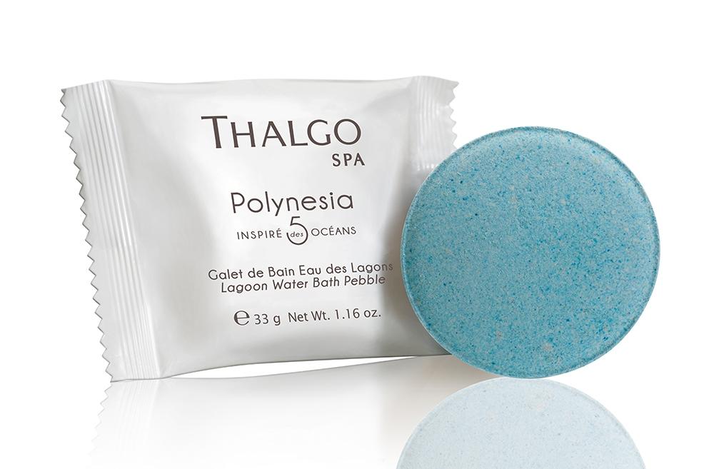 Thalgo Таблетки шипучие для ванны Лагуна Lagoon Water Bath Pebbles, 6*33 г средство для похудения от елены малышевой шипучие таблетки
