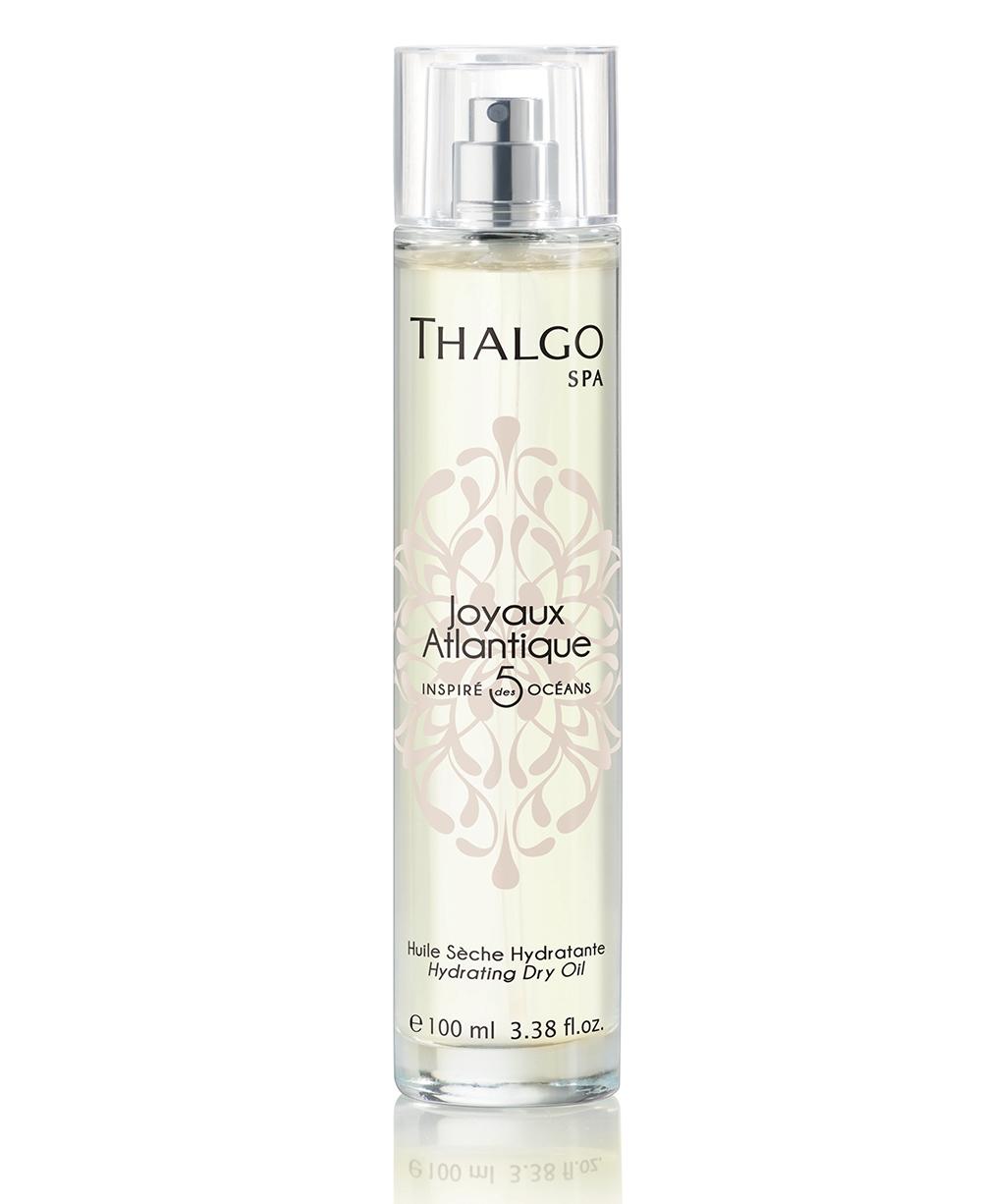 Thalgo Драгоценное Сухое Масло для Тела Вода Атлантики Hydrating Dry Oil, 100 мл