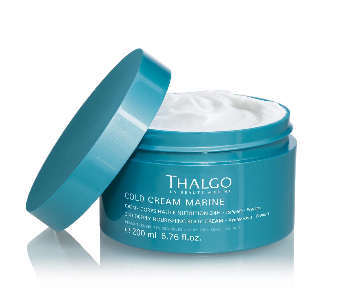 Thalgo Восстанавливающий Насыщенный Крем для тела 24ч Deeply Nourishing Body Cream 24H, 200 мл