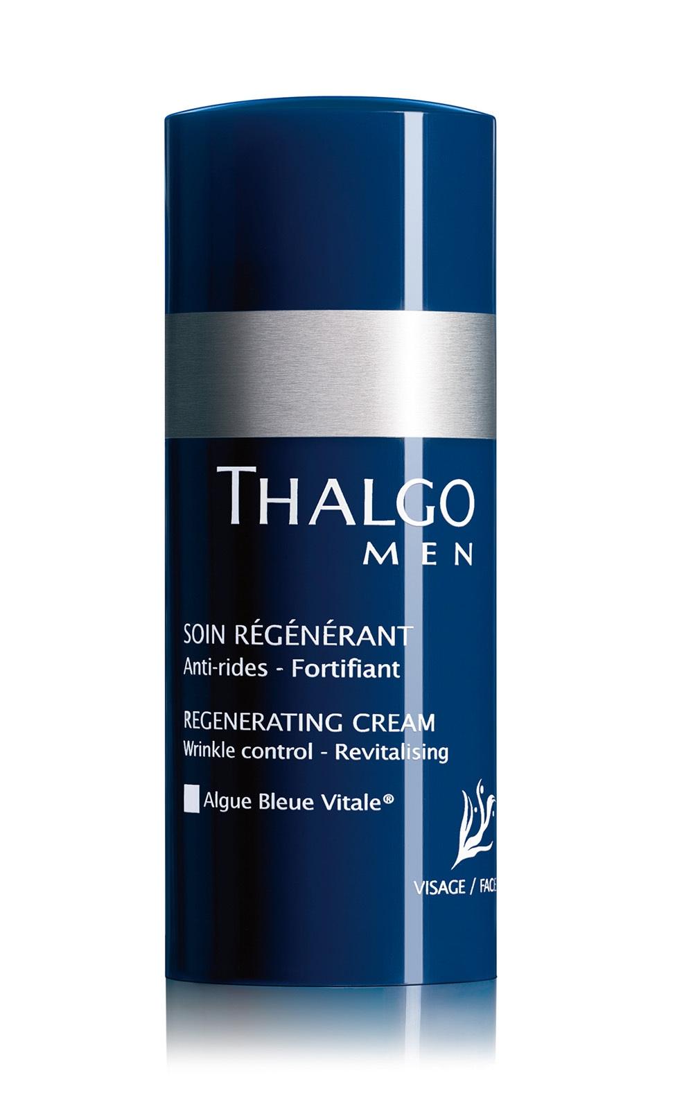 Thalgo Тальгомен восстанавливающий крем Regenerating Cream, 50 мл