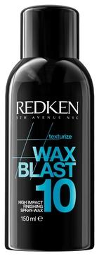 Фото - REDKEN Спрей-Воск Wax Blast 10 Текстурирующий для Завершения Укладки Вакс Бласт 10, 150 мл system 4 воск текстурирующий для укладки волос puffed look texturizing wax 100 мл