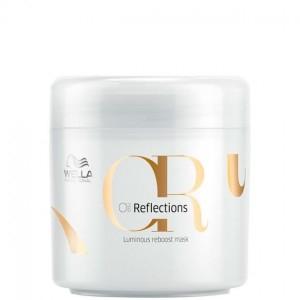 Wella Маска oil Reflections для Интенсивного Блеска Волос, 150 мл wella oil reflections luminous reval shampoo шампунь для интенсивного блеска волос 1000 мл