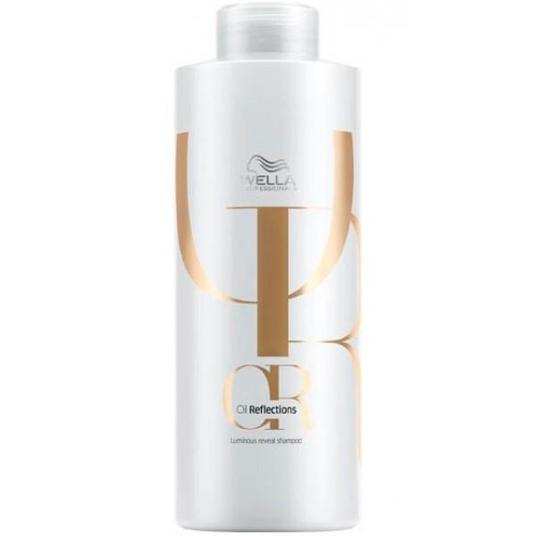 Wella Шампунь oil Reflections для Интенсивного Блеска Волос, 1000 мл wella oil reflections luminous reval shampoo шампунь для интенсивного блеска волос 1000 мл