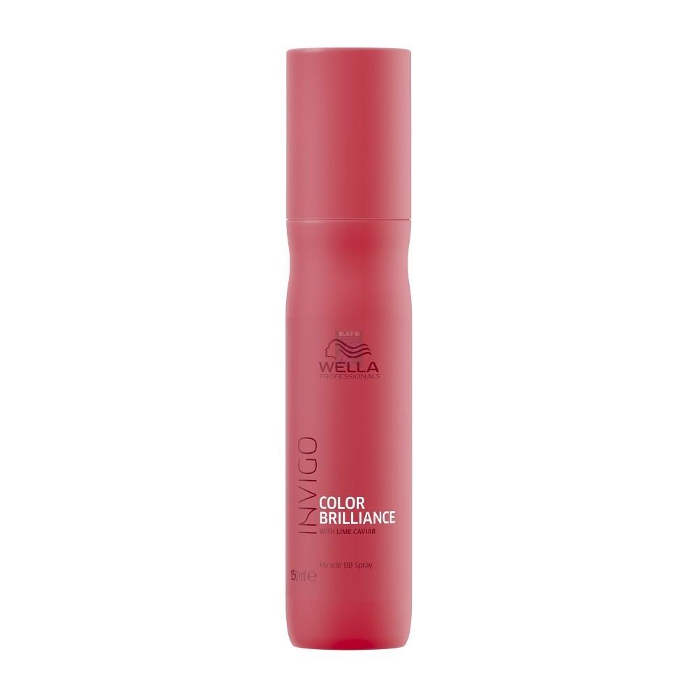 Wella Несмываемый Бьюти-Спрей Invigo Brilliance для Окрашенных Волос, 150 мл
