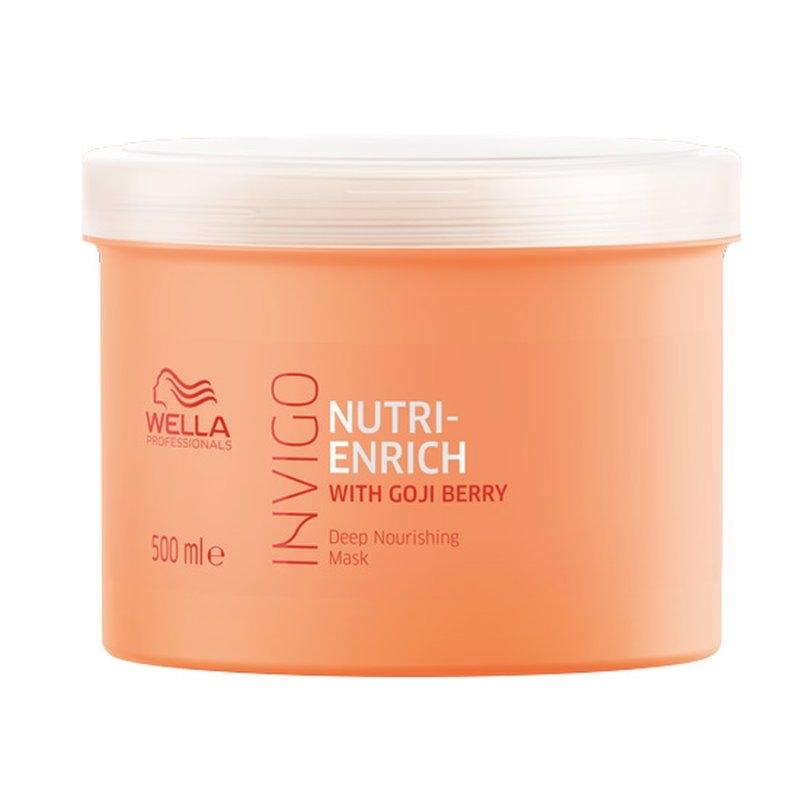 Wella Питательная маска-уход Nutri Enrich, 500 мл цены онлайн