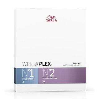 Wella Wella°plex Тестовый Салонный Набор 1+2 (3х100 мл) недорого