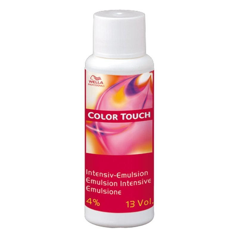 Wella Эмульсия Color Touch 4%, 60 мл цены