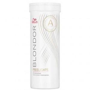 Wella Осветляющая пудра ВLONDOR FREELIGHTS (белая), 400 гр недорого