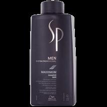 цена на Wella Professional Шампунь Wella SP Men Maxximum Shampoo Максимум, 1000 мл