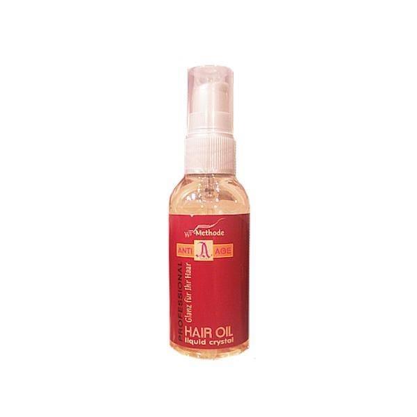 WT-Methode Масло для питания и блеска волос, формула Анти Эйдж, 75 мл масло для волос andrea