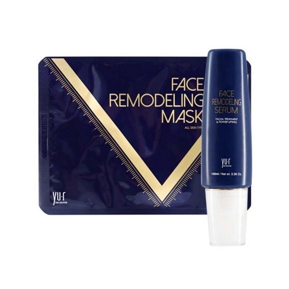 Y Программа Моделирования Овала Лица Face Remodeling Mask (Гель+8 Масок)