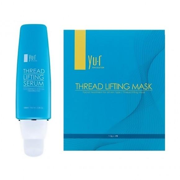 Y Программа Лифтинг Комплекс Thread Lifting Mask, (Гель+10 масок)