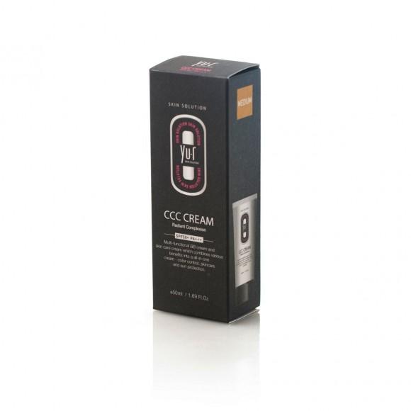 Yu.r Крем Корректирующий CCC Cream (Medium), 50 мл